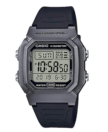 W800HM-7A CASIO DIGITAL