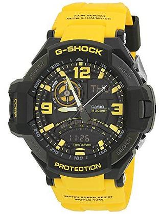 GA-1000-9BDR G-Shock Gravity Master