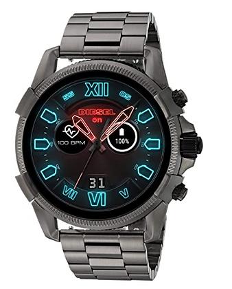 DZT2011 Diesel On Men's Full Guard 2.5 Smartwatch Powered with Wear OS by Google