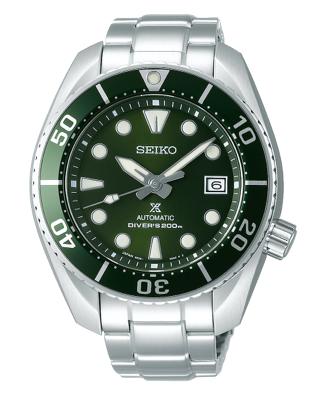 """SPB103J1 - Seiko Sumo Green """"Hulk"""""""