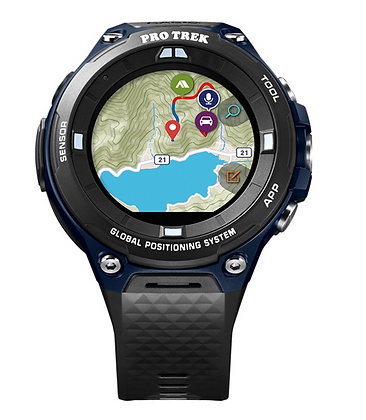 WSD-F20A-BU Casio Pro trek smart outdoor watch
