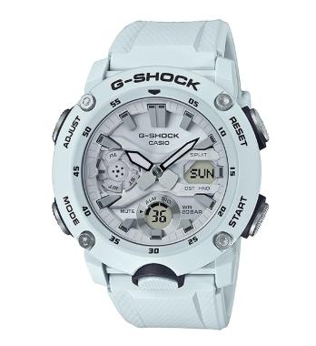 GA2000S-7A G-Shock White Duo