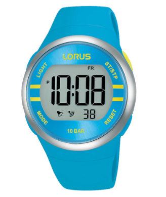 R2341NX-9 LORUS BLUE DIGI
