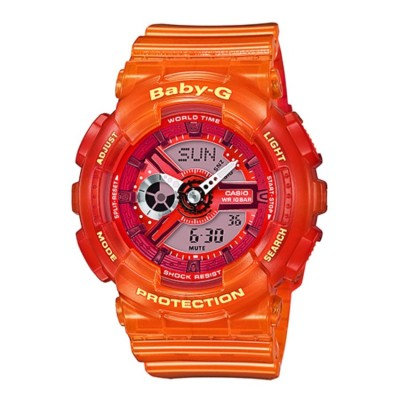 Baby-G - Sunset Orange