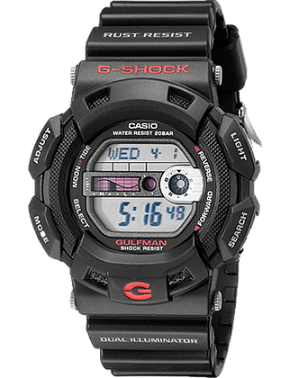 G-9000-1D  Black Gulfman