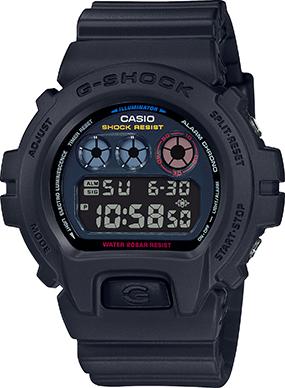 DW-6900BMC - G-Shock Black x Neon - Neo Tokyo Akira Series