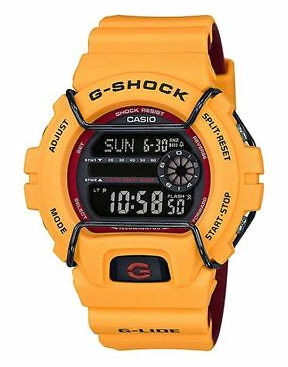 GLS-6900-9DR G-Shock G-LIDE Yellow