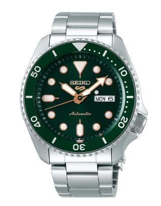 SRPD63K1 Seiko 5 Sports Green