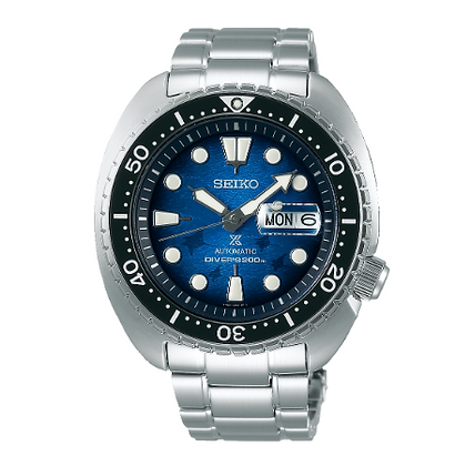 SRPE39K Seiko Save the Ocean Limited