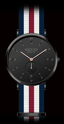 The Barberist BARBER SHOP WATCH CO
