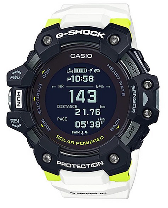 GBDH1000-1A7D G-Shock  Heart Rate Monitor + GPS