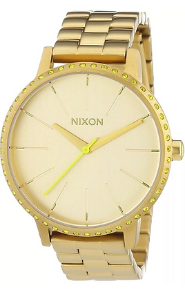 A099-1900-00 NIXON KENSINGTON | Neon Yellow