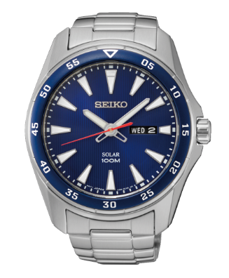 SNE391P1 SEIKO Men's Solar watch