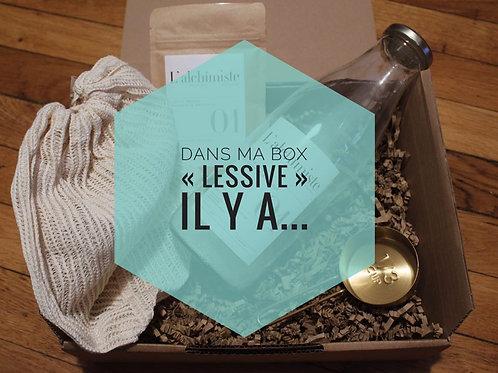 """Dans ma box """"Lessive"""" il y a..."""