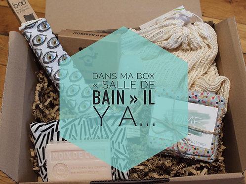 "Dans ma box ""Salle de Bain"" il y a..."
