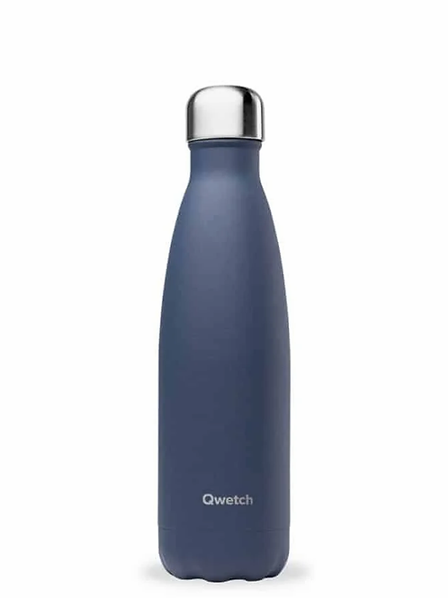 Bouteille isotherme bleue nuit