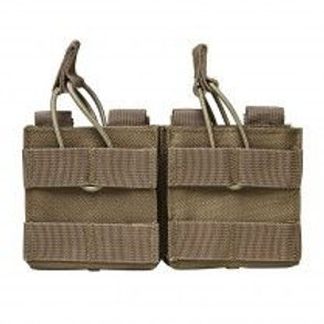 VISM® by NcSTAR® AR10/M1A/FAL .308 DUAL MAGAZINE POUCH - TAN