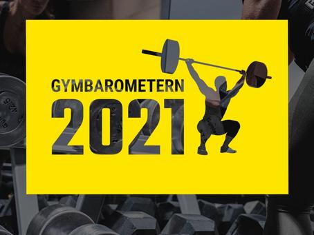 Gymbarometern visar - därför blir träningen inte av.