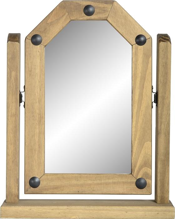 Single Swivel Mirror
