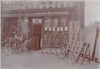 Our original Pickering store on the Market Place