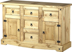 5 Drawer Sideboard