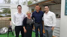 Coopers Team Attend English Rose Kitchens Latest Product Launch Event