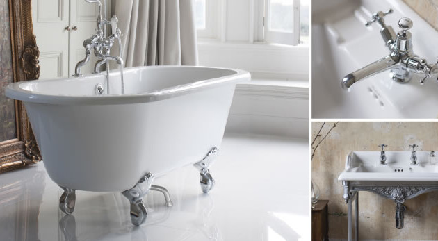 HOW TO CREATE A BLISSFUL BATHROOM
