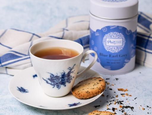 Sablé au thé Earl Grey