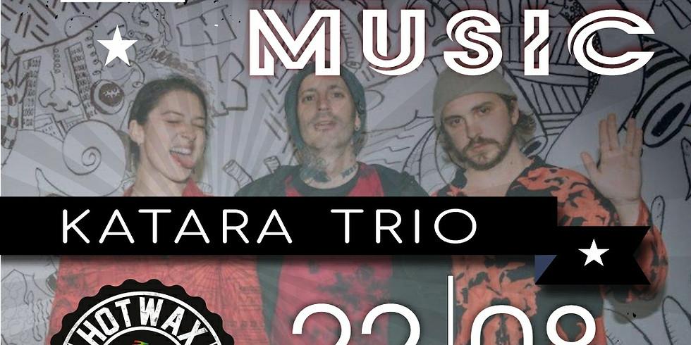 The Katara Trio