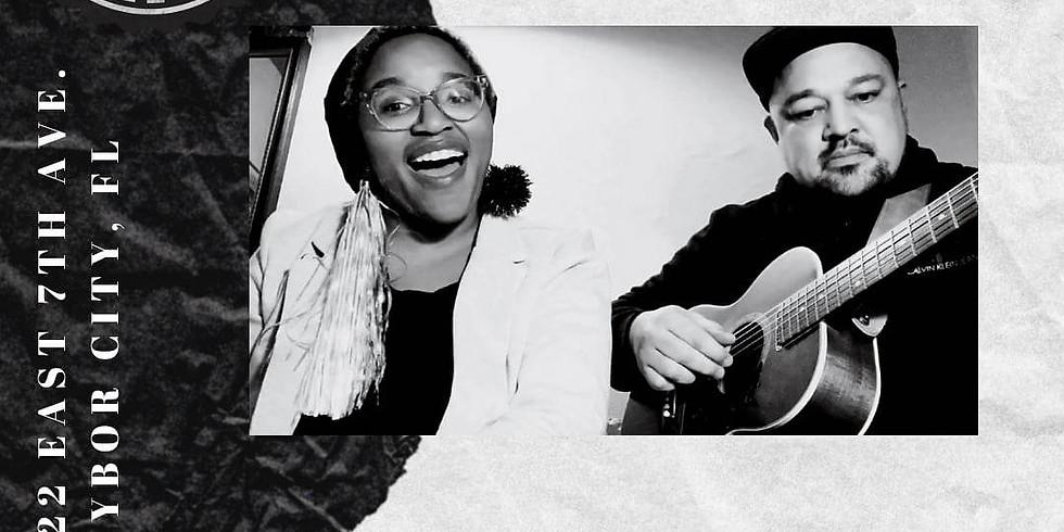 Peter & Guianna Live