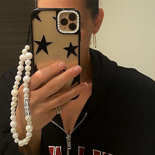 Pearl Phone / Bag Charm