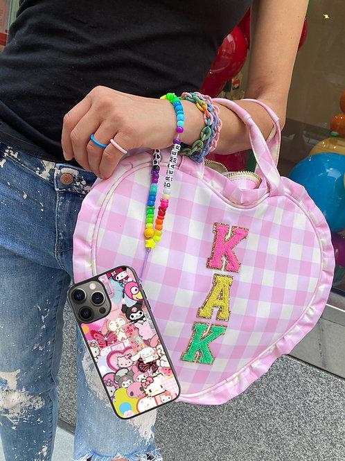 Y2K Phone& Bag Charm -Rainbow