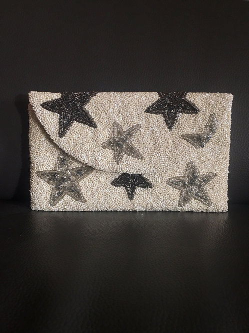 Envelope Star Clutch