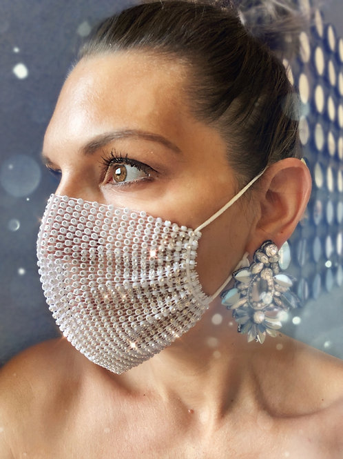 Twinkle Face Mask Cover *medical grade mask not included