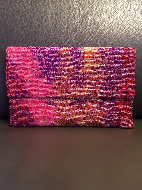 Envelope Missoni Inspired Clutch