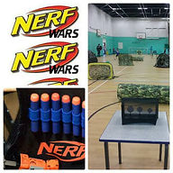 nerf Birthday parties