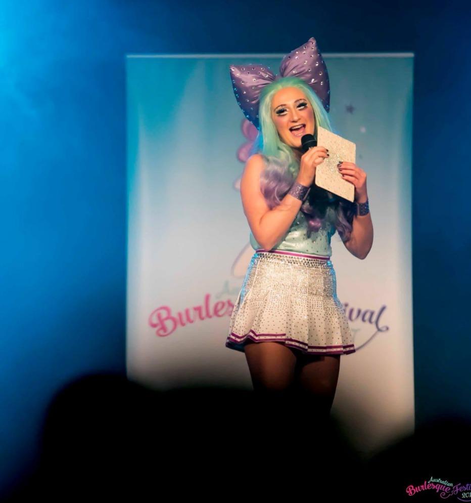 Australian Burlesque Festival MC