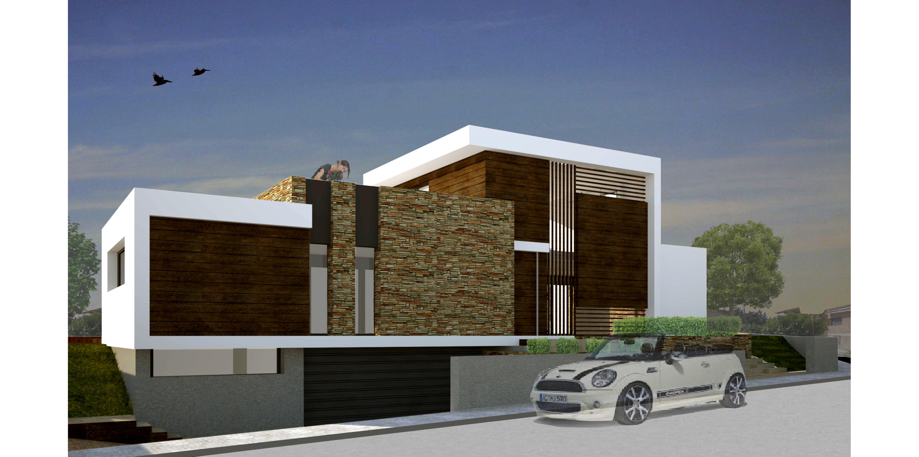 Arquitectura d'obra nova