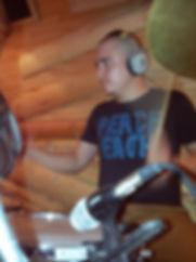 Студийная запись барабанов на студии DDrums город Тольятти. Профессиональная многоканальная запись.