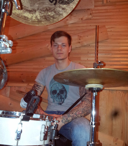 Drummer Dmitry Orudzhov's students. Rock Drum Lessons