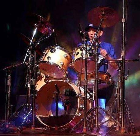 Drums. Drummer Dmitry Orudzhov US Tour