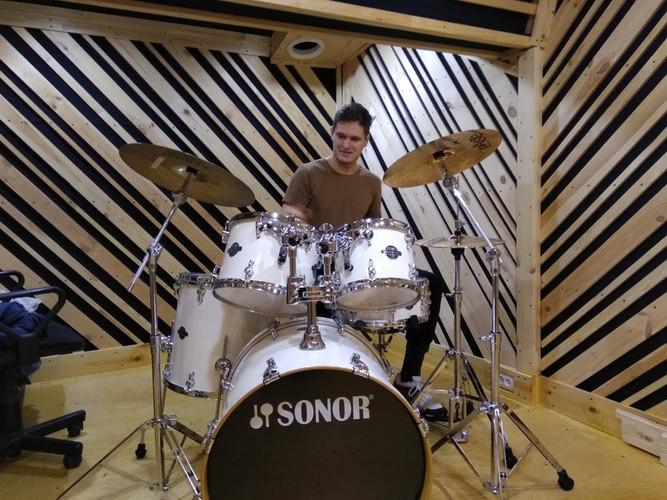 Барабанная школа. Студия DDrums Тольятти