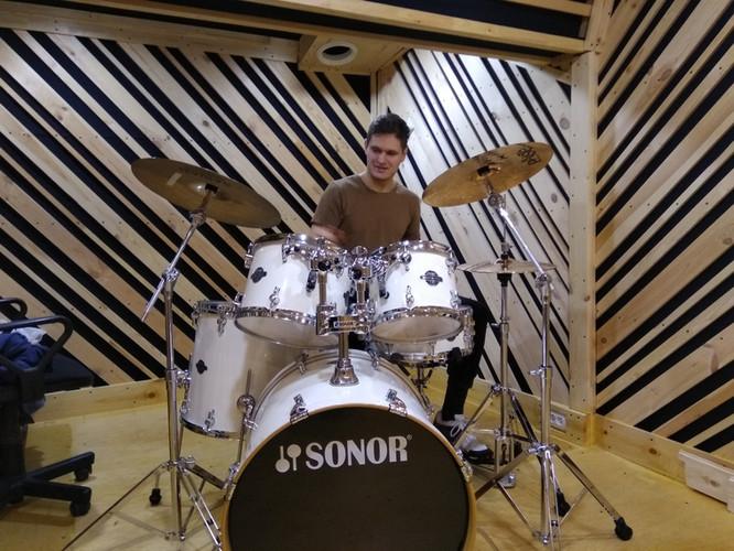 Drum school. DDrums Studio Togliatti