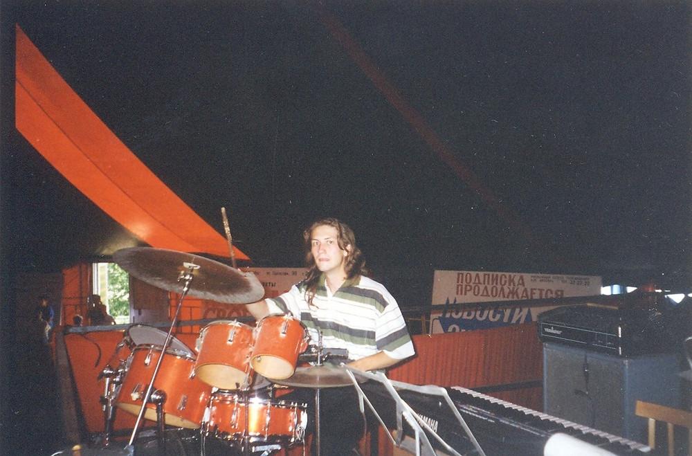 Барабанные уроки для Москвичей по скайпу. Онлайн школа обучения барабанщиков DDrums +79608354338 Дмитрий