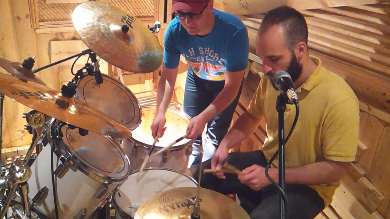 Уроки игры на барабанах в Тольятти