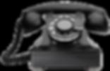 retro 1960s phone of Ernestine and Amanda's time period