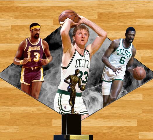 NBA Draft Class MVPs