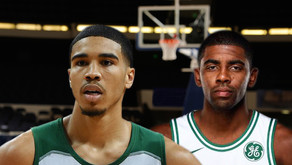 How The Addition of Kyrie Irving Impacts Jayson Tatum