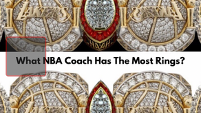 What NBA Coach Has The Most Rings? As A Player And A Coach