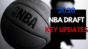 2020 NBA Draft Key Updates: Early Entry, Withdrawal, Lottery And Combine. Here's What To Know